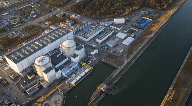 Des salariés de Fessenheim menacent de ne pas arrêter le réacteur