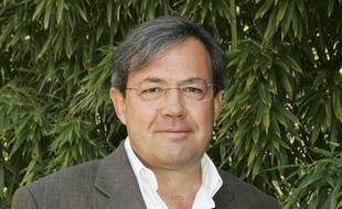Le journaliste Benoît Duquesne en 2007.