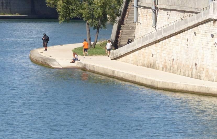 Lyon: Disparu depuis quatre jours, un homme a été retrouvé mort dans la Saône