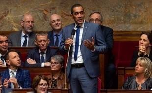 Saïd Ahamada est député LREM de Marseille.
