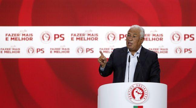 Législatives au Portugal Le Premier ministre socialiste sortant large vainqueur, selon des projections