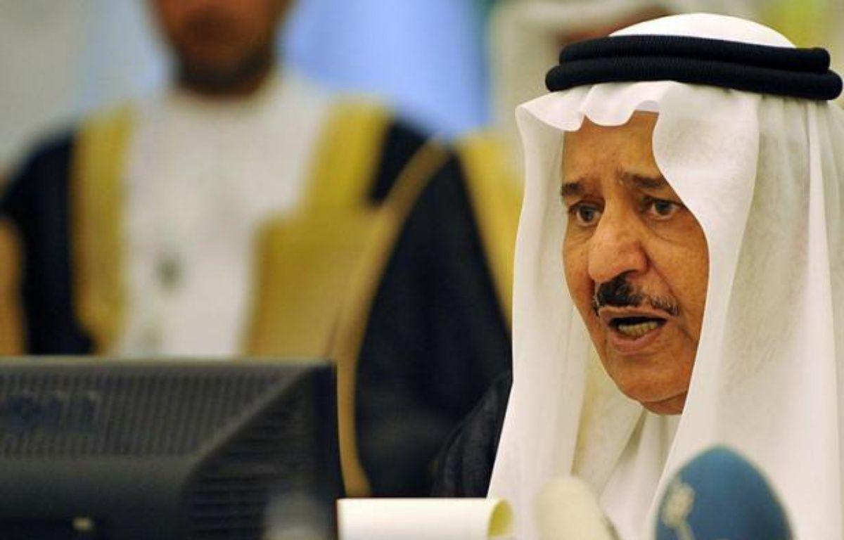 Le prince héritier d'Arabie saoudite, Nayef ben Abdel Aziz, est mort. – Fayez Nureldine afp.com