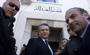 Nabil Karoui  a obtenu 15,58 % des voix lors du premier scrutin de la présidentielle en Tunisie.