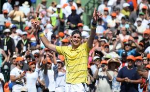 John Isner a remporté le Masters 1000 de Miami