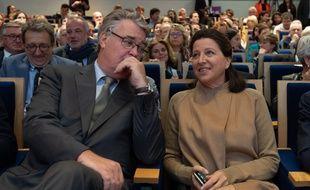 Jean-Paul Delevoye, haut commissaire aux retraites, et Agnès Buzyn, ministre de la Santé. (archives)