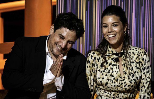 Mauro et Julia Colagreco, le 25 juin 2019 à Singapour