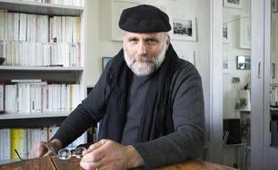 Paolo Dall'Oglio, prêtre italien, le 2 mai 2013 à Paris