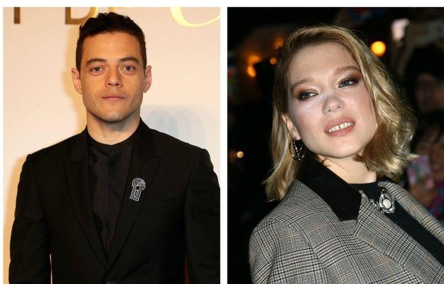 «James Bond»: Rami Malek et Léa Seydoux seront au casting du prochain volet