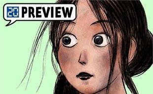 Isadora Duncan en bande dessinée
