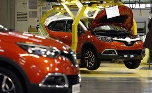 La Renault Captur
