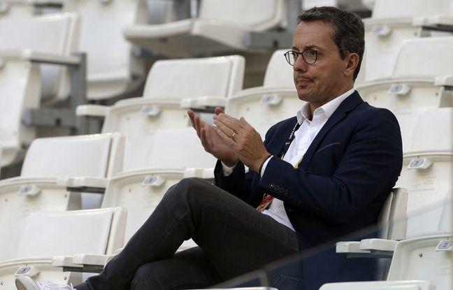 «L'Olympique de Marseille n'est pas à vendre», assure Jacques-Henri Eyraud