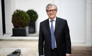 Le sénateur du Tarn-et-Garonne, Yvon Collin.