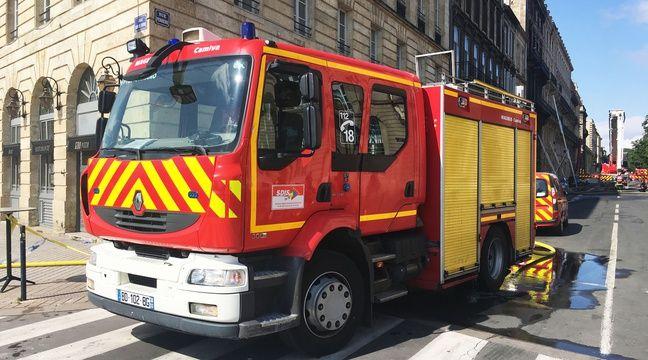 Incendie dans une usine Michelin, classée Seveso, près de Bordeaux