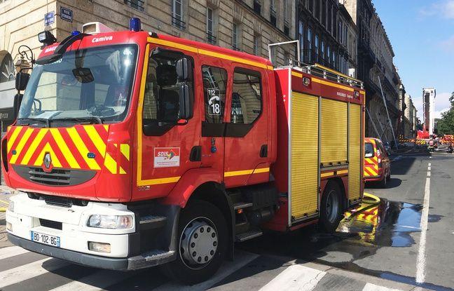 Bordeaux: Incendie dans une usine Michelin de Bassens, un site classé Seveso