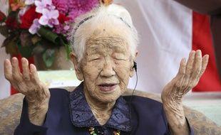 La Japonaise Kane Tanaka a eu 116 ans le 2 janvier dernier.