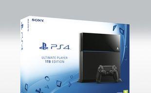La nouvelle version de la PS4 de Sony.