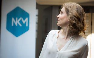 Nathalie Kosciusko-Morizet, à Boulogne-Billancourt le 25 juin 2016.