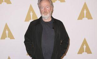 Le réalisateur Ridley Scott