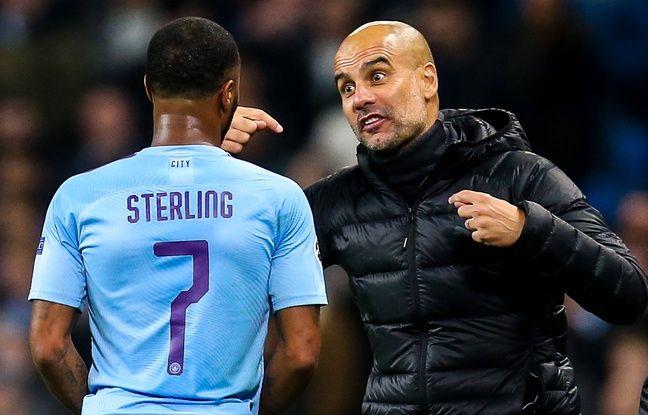 Manchester City: Guardiola et Sterling devraient rester même en cas d'exclusion des compétitions européennes