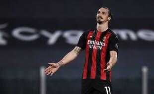 Zlatan Ibrahimovic a dit adieu à l'Euro en se blessant contre la Juventus.