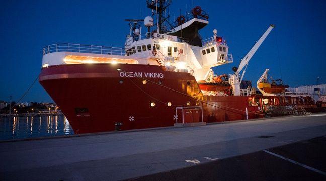 L'« Ocean Viking » sauve 274 rescapés en Méditerranée et débarque en Sicile