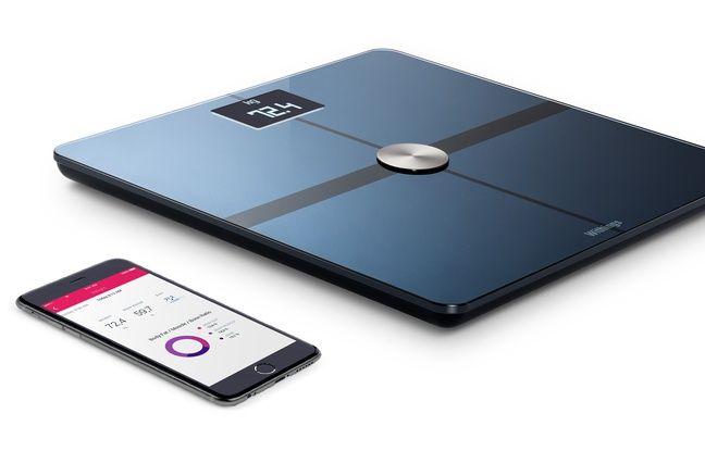 La balance Body est Wifi et d'un usage extrêmement pratique.