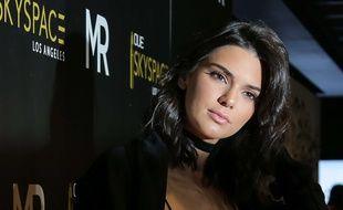 Kendall Jenner, à Los Angeles le 14 juillet 2016.