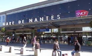 Le parvis nord de la gare sera totalement transformée.