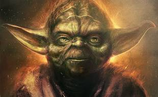 Yoda par John Aslarona