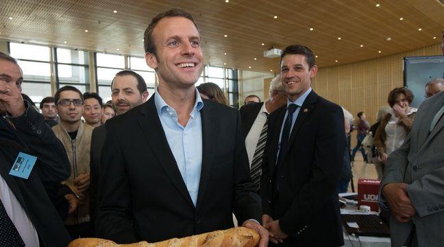 Unesco: Emmanuel Macron souhaite que la baguette soit inscrite au patrimoine mondial de l'humanité