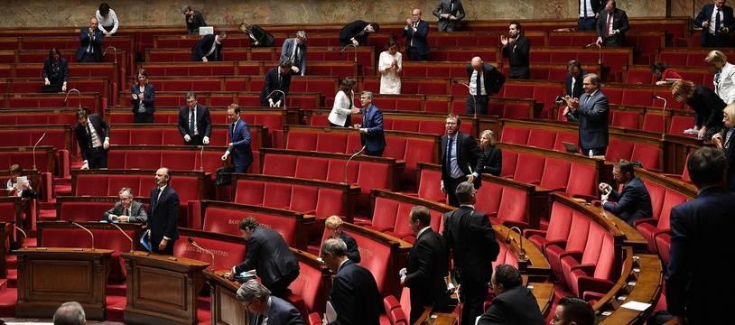 L'Assemblée nationale (illustration).