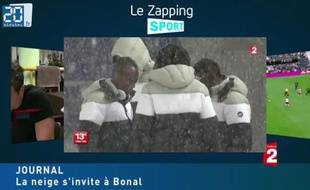 Le Zapping Sport du week-end du 28 octobre 2012.