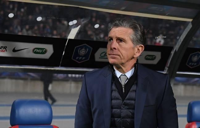 Coupe de France: Claude Puel veut aller en Ligue Europa si la finale est annulée