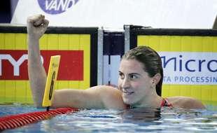 La championne de natation Charlotte Bonnet s'est vue octroyer une subvention de 35.000 euros, le maximum voté par le conseil municipal