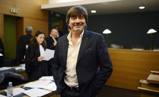 Le procès de Michel Neyret, ancienne setar de la police judiciaire lyonnaise s'ouvrira le 2 mai 2016 à Paris. AFP PHOTO / JEFF PACHOUD