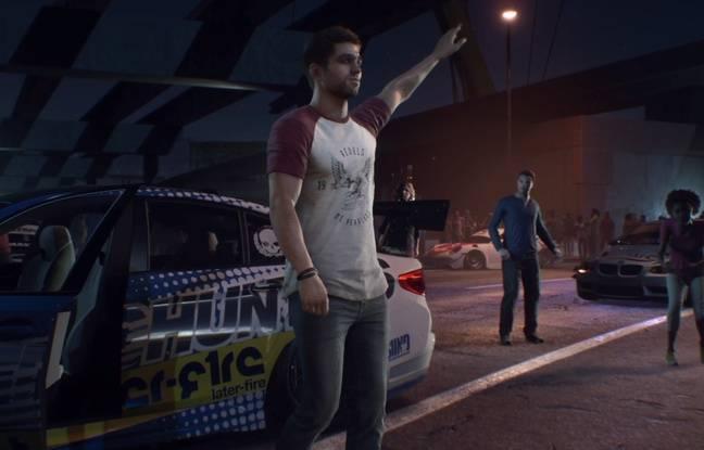 Tyler, l'un des trois héros de cette aventure.