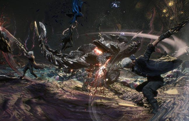 Trois personnages différents pour trois styles de jeu aussi très différents.