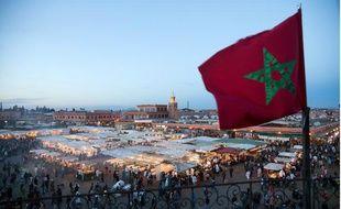 Le corps du Dijonnais a été retrouvé démembré et dispersé dans des sacs-poubelle en trois endroits distincts de Marrakech (illustration).