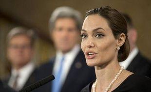 Angelina Jolie (illustration)
