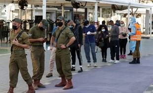Israël sort progressivement d'un troisième confinement qui a duré un mois ce dimanche 7 février 2021.