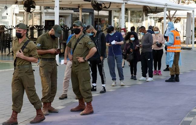648x415 israel sort progressivement d un troisieme confinement qui a dure un mois ce dimanche 7 fevrier