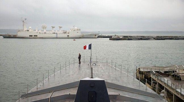 Brest : Disparition d'un plongeur-démineur de la Marine lors d'un entraînement