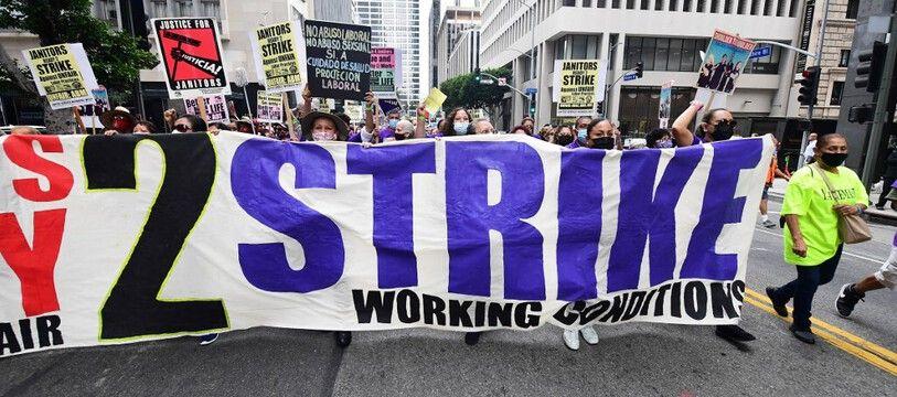 Des grèves massives se produisent aux Etats-Unis. Un phénomène reproductible en France ?