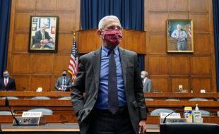 Le professeur Anthony Fauci s'est dit «très inquiet» de la hausse des cas de Covid-19 aux Etats-Unis, le 23 juin 2020.