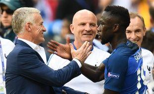 Didier Deschamps ne s'attendait sans doute pas à féliciter Bacary Sagna pour une passe décisive ce dimanche.