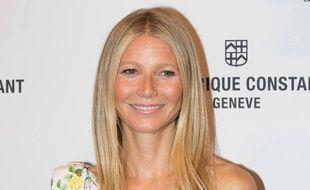 L'actrice Gwyneth Paltrow