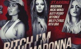 Madonna poste sur Instagram un teaser de son nouveau clip