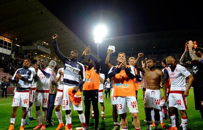 Metz-Bordeaux: Qui l'eût cru? Les Girondins arrachent la Ligue Europa après une folle remontée