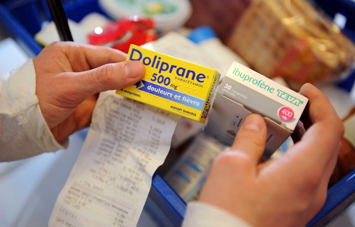 Exemples de médicaments ne nécessitant aucune ordonnance.   –  PFG/SIPA