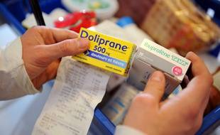 Exemples de médicaments ne nécessitant aucune ordonnance.